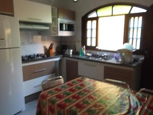 ref.: 539 - casa em itanhaem, no bairro centro - 3 dormitórios