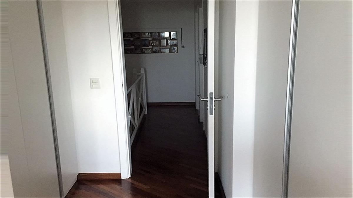 ref.: 5391 - casa condomínio fechado em cotia, no bairro villa inglesa - 3 dormitórios