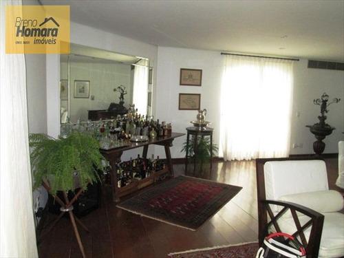 ref.: 5406 - apartamento em sao paulo, no bairro higienopolis - 4 dormitórios