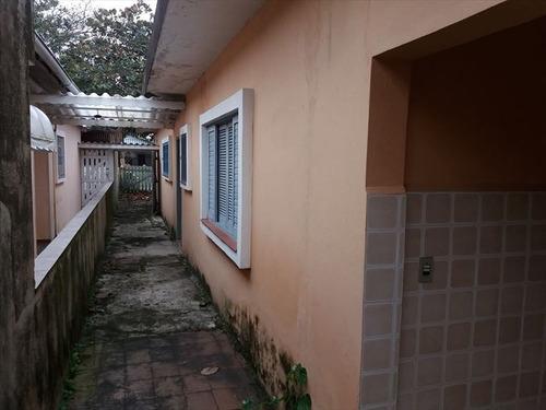 ref.: 543 - casa em mongaguá, no bairro jardim praia grande - 1 dormitórios