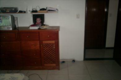 ref.: 546000 - casa em praia grande, no bairro vila guilhermina - 3 dormitórios