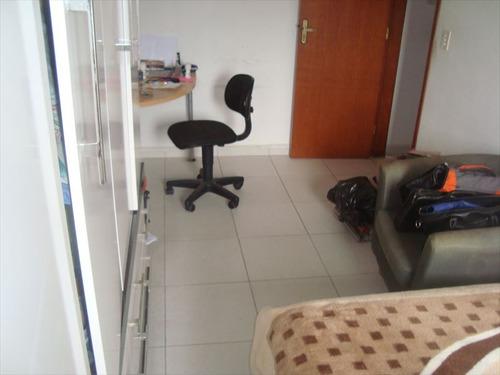 ref.: 54601 - apartamento em praia grande, no bairro maracana - 1 dormitórios