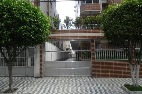 ref.: 548 - apartamento em praia grande, no bairro canto do forte - 2 dormitórios