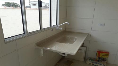 ref.: 551 - casa em itanhaém, no bairro nossa sra do ion - 1 dormitórios