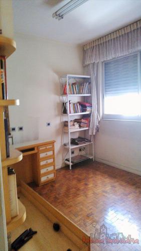 ref.: 5517 - apartamento em sao paulo, no bairro higienopolis - 4 dormitórios