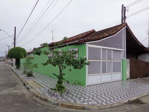 ref.: 552 - casa em praia grande, no bairro mirim - 2 dormitórios