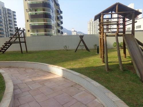 ref.: 553 - apartamento em praia grande, no bairro boqueirao - 3 dormitórios
