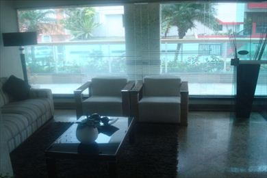 ref.: 55300 - apartamento em praia grande, no bairro vila assuncao - 1 dormitórios
