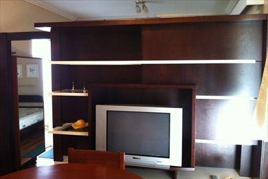 ref.: 5536 - apartamento em sao paulo, no bairro vila andrade - 1 dormitórios