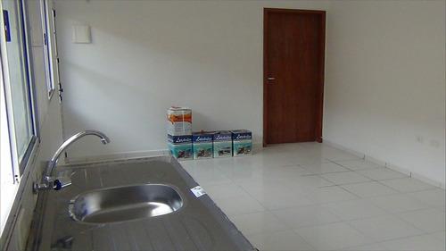ref.: 5600 - casa em itanhaém, no bairro nossa sra do sion - 2 dormitórios