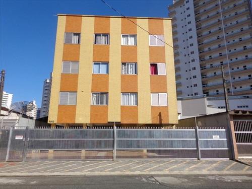ref.: 561 - apartamento em praia grande, no bairro caicara - 1 dormitórios