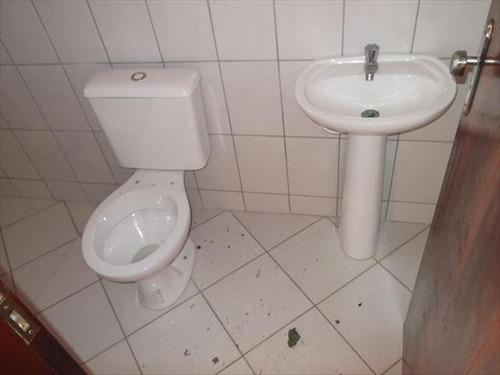 ref.: 561 - casa em itanhaem, no bairro bopiranga - 2 dormitórios