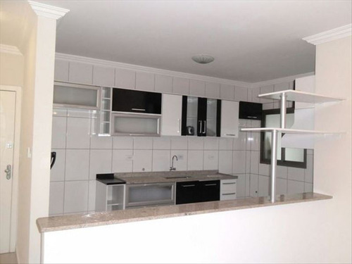 ref.: 562 - apartamento em mongagua, no bairro centro - 2 dormitórios