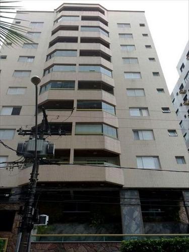 ref.: 563 - apartamento em praia grande, no bairro tupi - 2 dormitórios