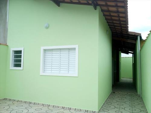 ref.: 566 - casa em mongaguá, no bairro balneário jussara - 2 dormitórios