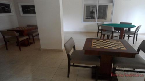 ref.: 5668 - apartamento em sao paulo, no bairro santa cecilia - 2 dormitórios