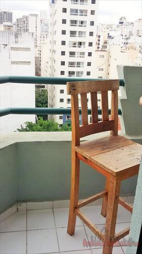 ref.: 5676 - apartamento em sao paulo, no bairro santa cecilia - 1 dormitórios