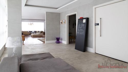ref.: 5690 - apartamento em sao paulo, no bairro higienopolis - 4 dormitórios