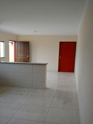 ref.: 57 - casa em mongagua, no bairro agenor de campos - 2 dormitórios