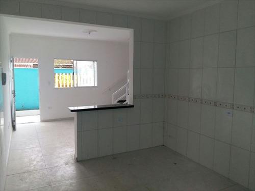 ref.: 571 - casa condomínio fechado em mongaguá, no bairro florida mirim - 2 dormitórios