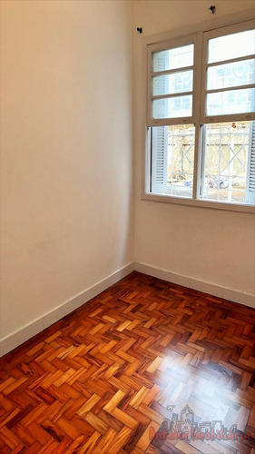 ref.: 5729 - apartamento em sao paulo, no bairro republica - 2 dormitórios