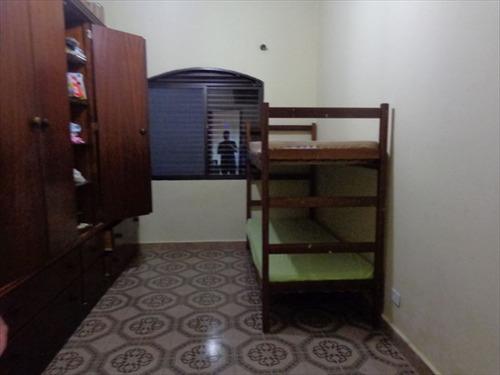 ref.: 574 - casa em praia grande, no bairro caicara - 3 dormitórios