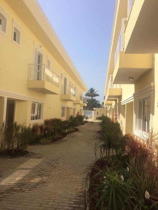 ref.: 580 - casa condomínio fechado em bertioga, no bairro indaia - 2 dormitórios