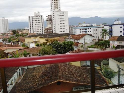 ref.: 580700 - apartamento em praia grande, no bairro guilhermina - 2 dormitórios