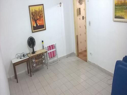 ref.: 58101 - apartamento em praia grande, no bairro tupi - 1 dormitórios