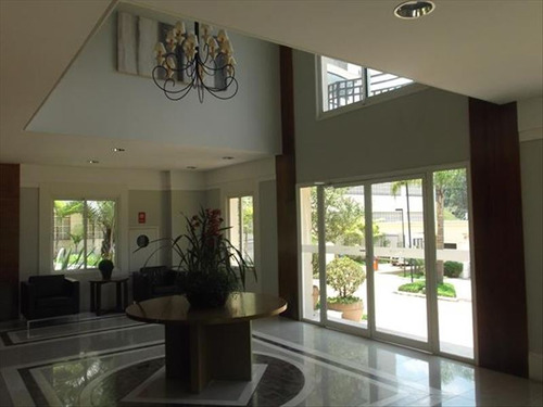 ref.: 585 - apartamento em santana de parnaiba, no bairro tambore - 3 dormitórios