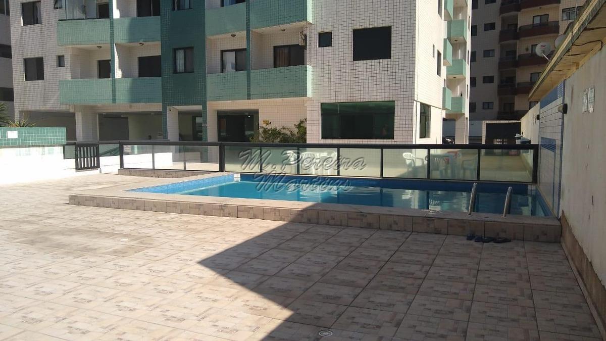 ref: 586 apartamento 1 dorm. ocian- praia grande