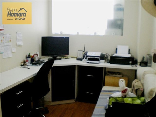 ref.: 586 - apartamento em sao paulo, no bairro higienopolis - 3 dormitórios