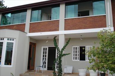 ref.: 586 - casa em barueri, no bairro alphaville residencial quatro (sant - 3 dormitórios