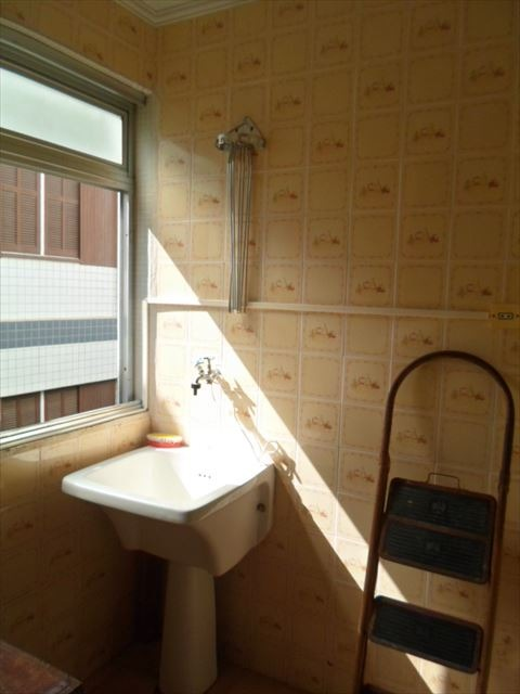 ref.: 587 - apartamento em praia grande, no bairro caicara - 2 dormitórios