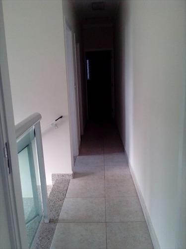 ref.: 5874 - casa em praia grande, no bairro aviação - 3 dormitórios