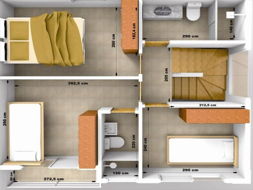 ref.: 59 - casa condomínio fechado em bertioga, no bairro morada da praia - 3 dormitórios