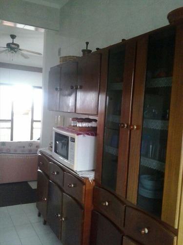 ref.: 590 - apartamento em mongaguá, no bairro jardim praia grande - 2 dormitórios