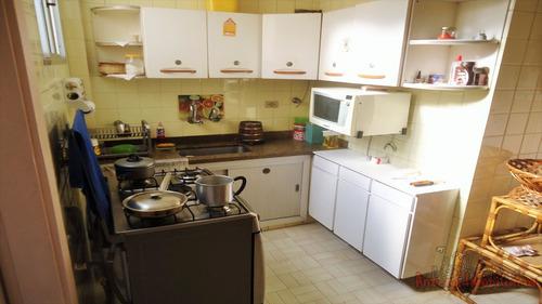 ref.: 5904 - apartamento em sao paulo, no bairro higienópolis - 2 dormitórios
