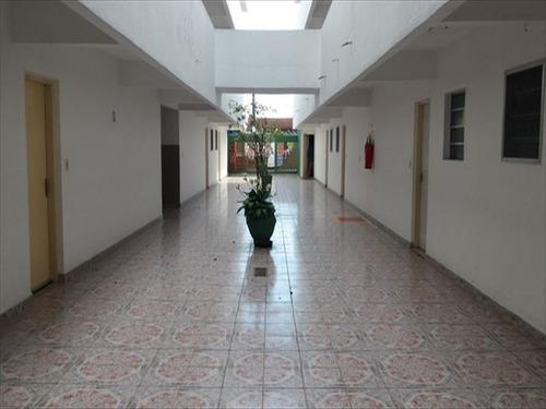 ref.: 591 - apartamento em praia grande, no bairro maracana - 1 dormitórios