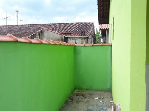 ref.: 591 - casa em mongaguá, no bairro florida mirim - 2 dormitórios