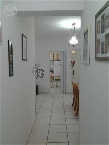 ref.: 5917 - apartamento em santos, no bairro embare - 3 dormitórios