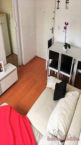 ref.: 5917 - apartamento em sao paulo, no bairro barra funda - 1 dormitórios