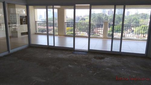 ref.: 5919 - apartamento em sao paulo, no bairro agua branca - 4 dormitórios