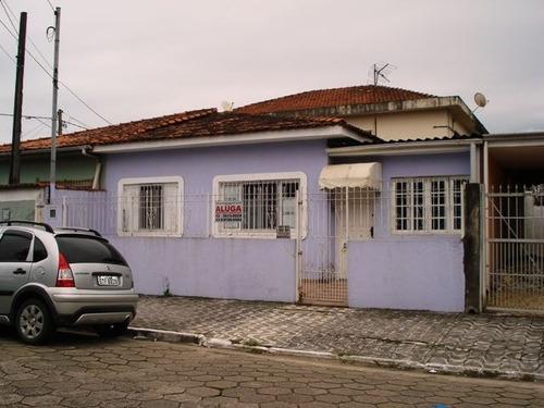 ref.: 592400 - casa em praia grande, no bairro boqueirao - 3 dormitórios