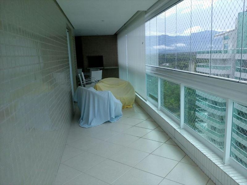 ref.: 593 - apartamento em bertioga, no bairro riviera de são lourenço - 3 dormitórios