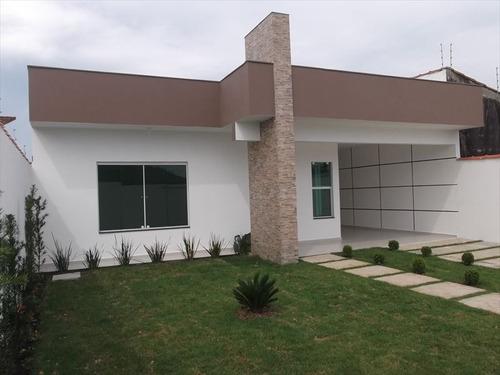 ref.: 593 - casa em itanhaem, no bairro cibratel ii - 3 dormitórios