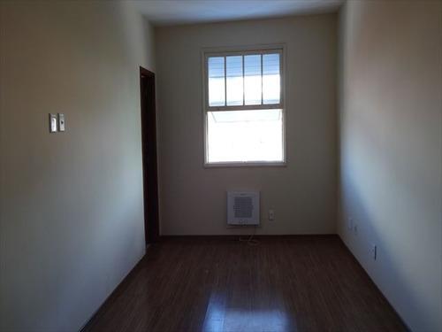 ref.: 5942 - apartamento em santos, no bairro marape - 2 dormitórios