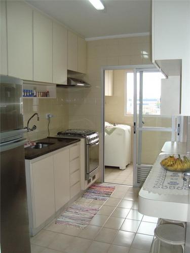 ref.: 595 - apartamento em são paulo para venda - v595