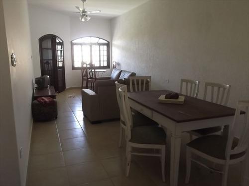 ref.: 595 - casa em itanhaem, no bairro bopiranga - 3 dormitórios