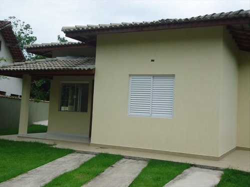 ref.: 596 - casa condomínio fechado em bertioga, no bairro guaratuba costa do sol - 3 dormitórios